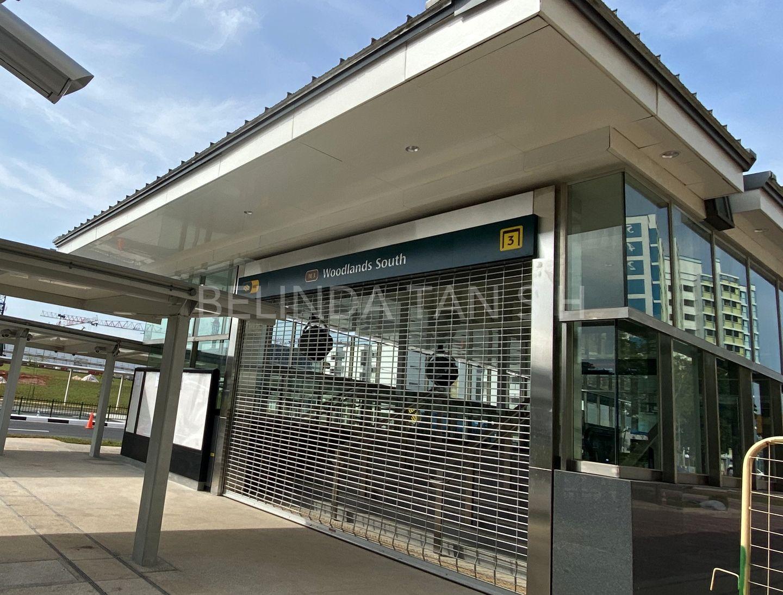 Woodlands South MRT