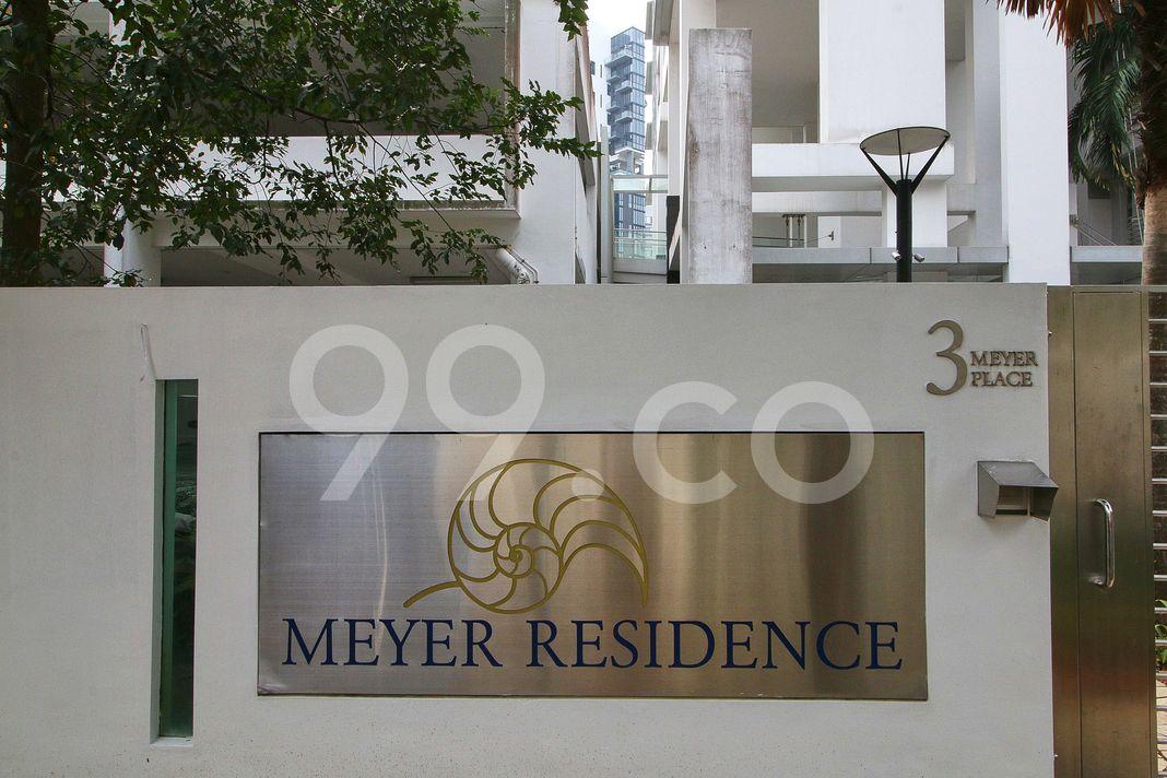 Meyer Residence  Logo