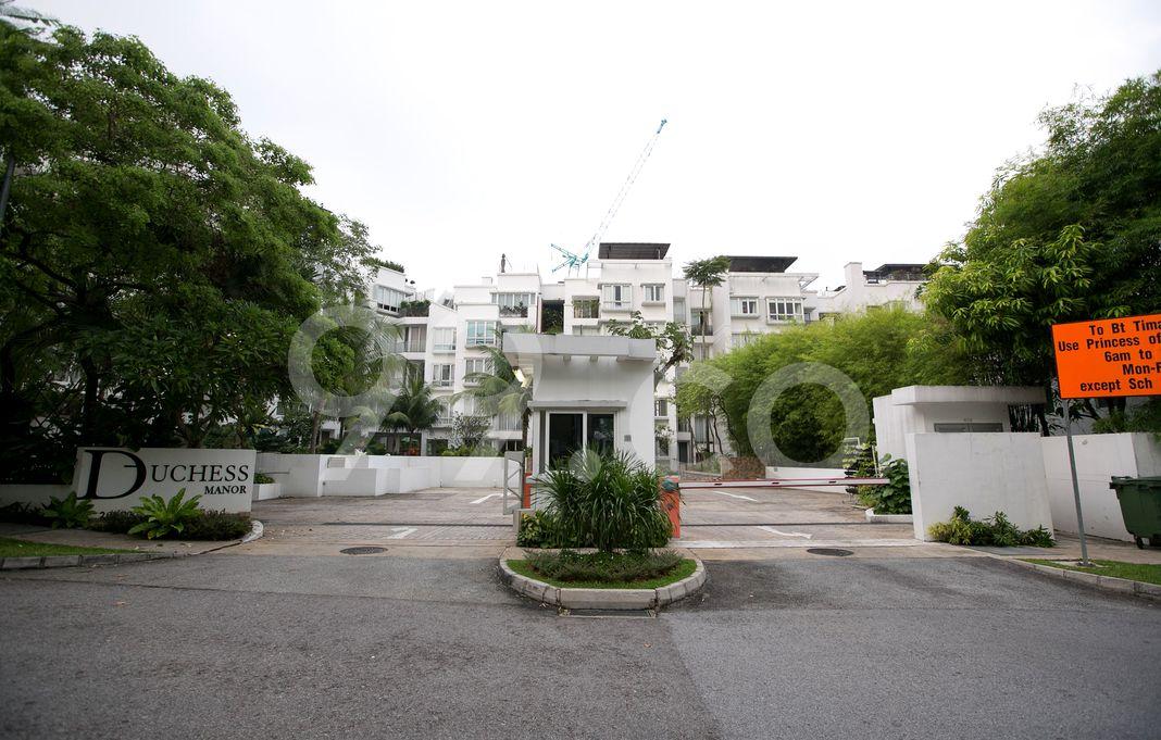 Duchess Manor  Elevation