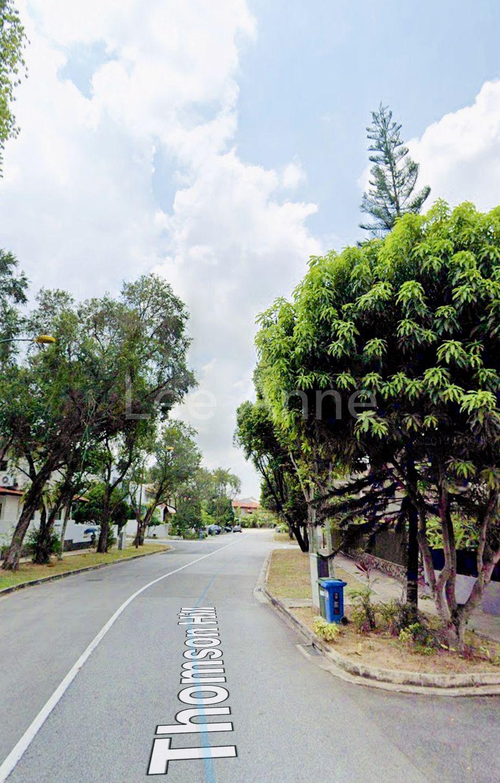 Serene Neighbourhood with lovely greenery