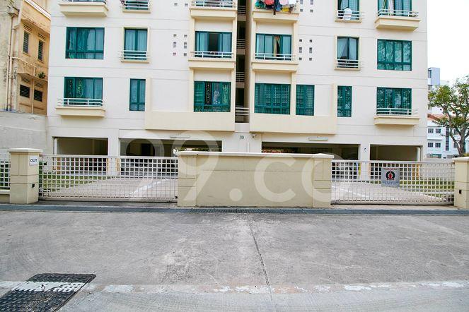 Eng Apartments Eng Apartments - Street
