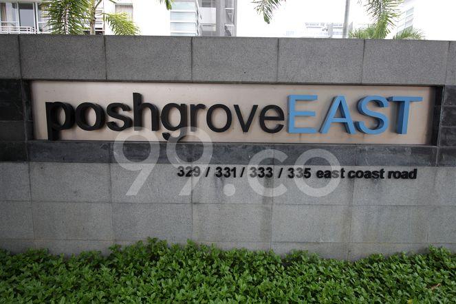 Poshgrove East Poshgrove East - Logo