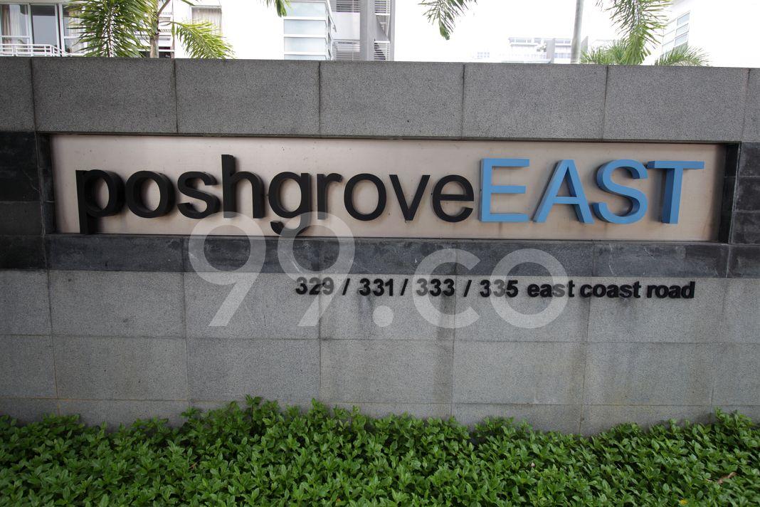 Poshgrove East  Logo