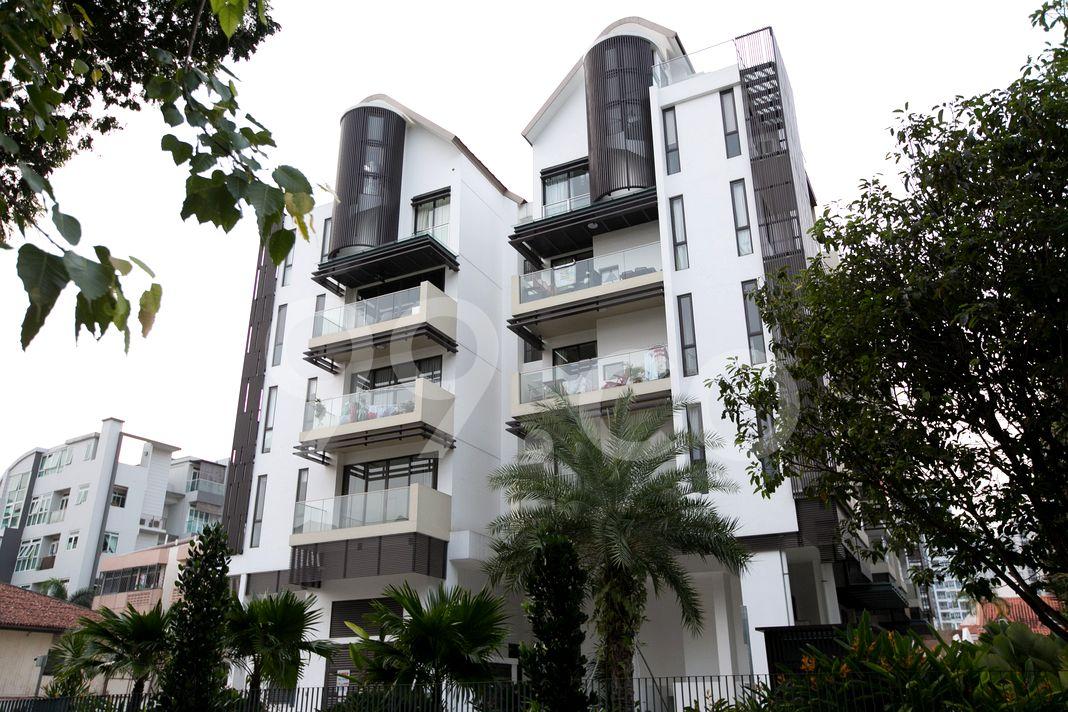 The Urbanite  Elevation