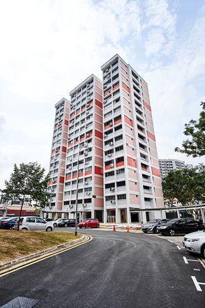 HDB-Potong Pasir Block 101 Potong Pasir