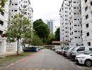 HDB-Jurong East Block 43 Carpark Jurong East