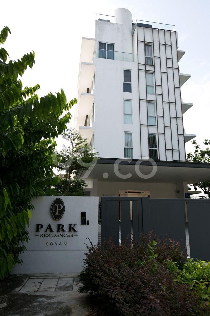Park Residences Kovan  Elevation