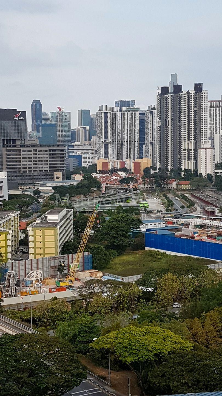 Marina Bay Financial Center View