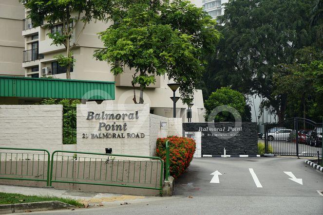 Balmoral Point Balmoral Point - Entrance