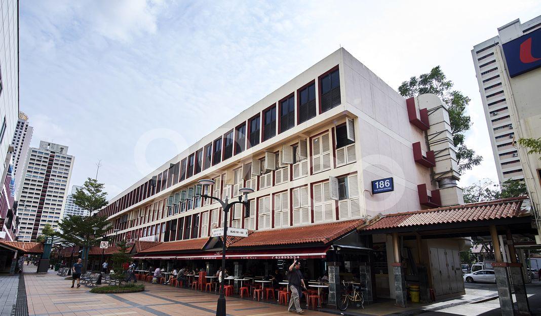 Block 186 Toa Payoh Central