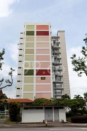 HDB-Jurong East Block 408 Jurong East