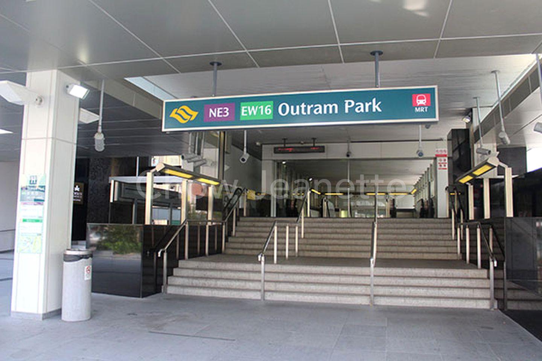Nearest Outram Park MRT