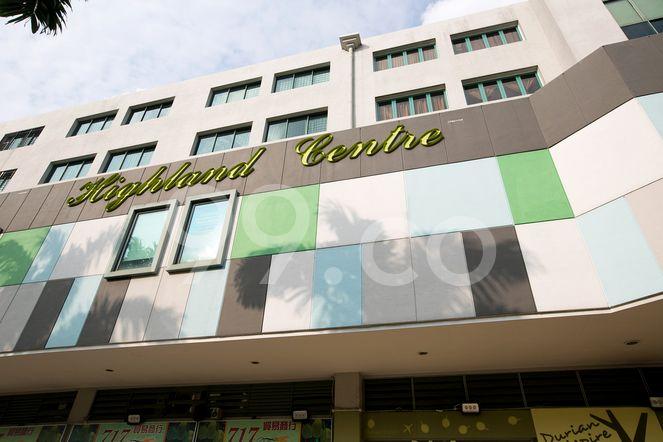 Highland Centre Highland Centre - Logo
