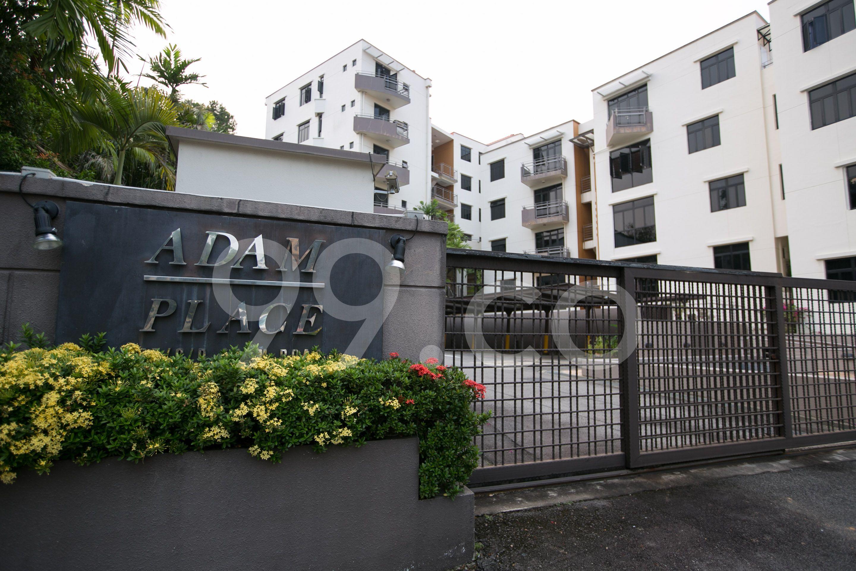 Adam Place Adam Place - Entrance