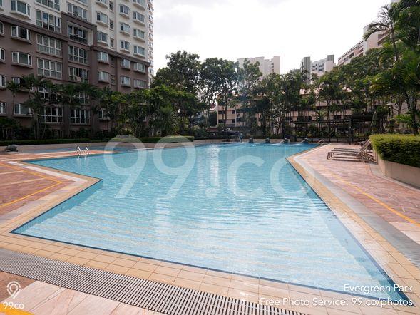 Evergreen Park Pool