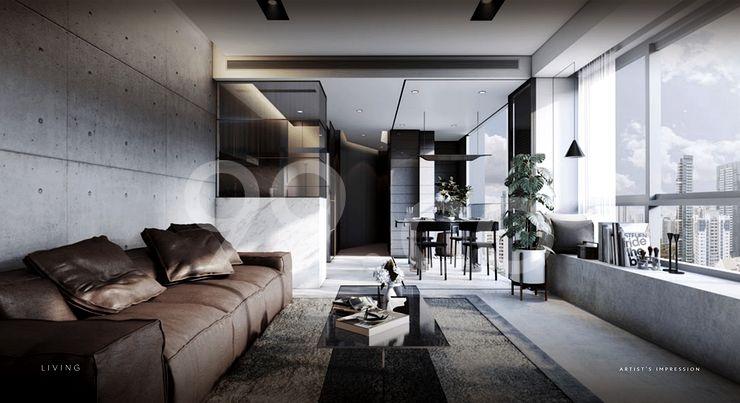 The Iveria Living Room
