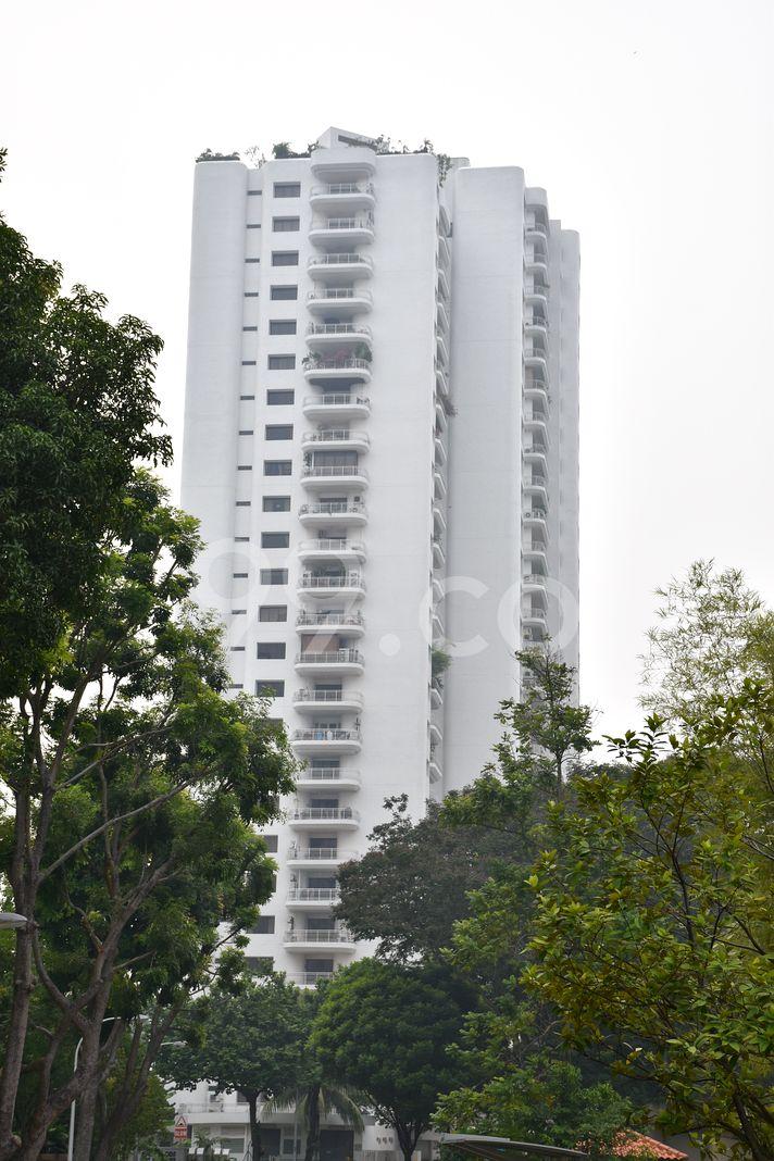 Village Tower  Elevation