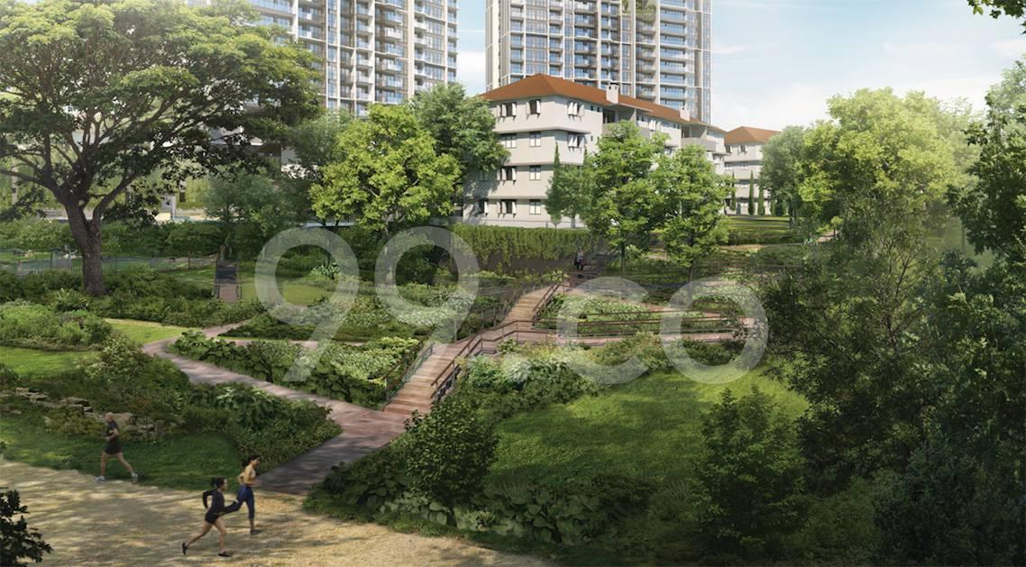 Avenue South Residence Garden