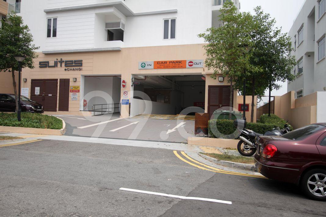 Suites @ Changi  Entrance