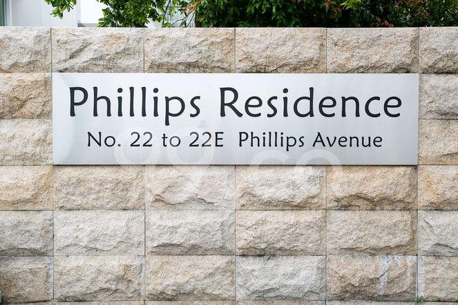 Phillips Residence Phillips Residence - Logo