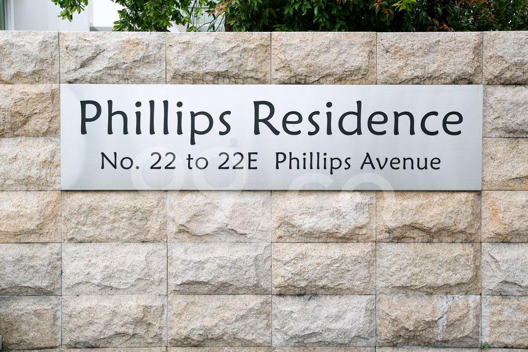 Phillips Residence  Logo