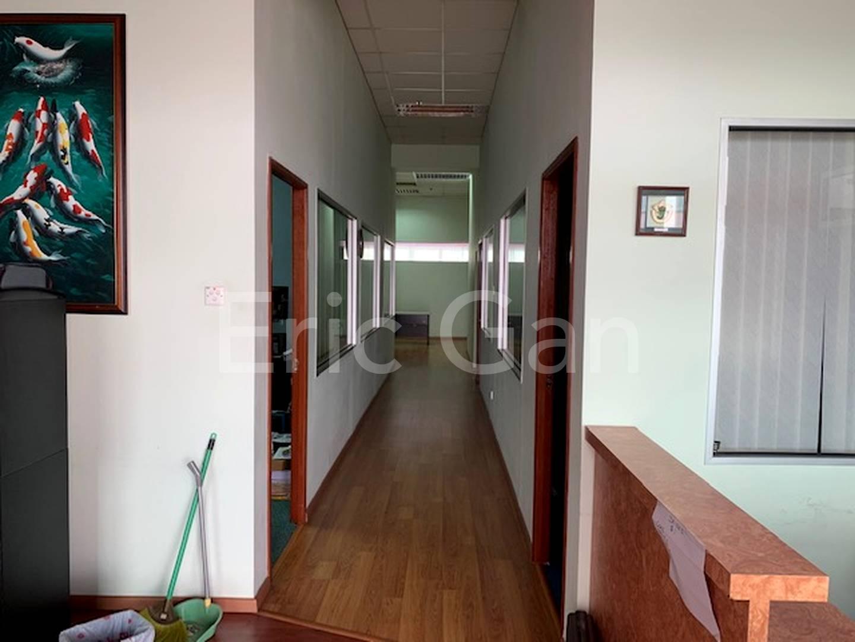 Interior of Unit