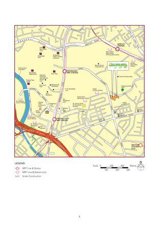 7 Upper Aljunied Lane Location Map