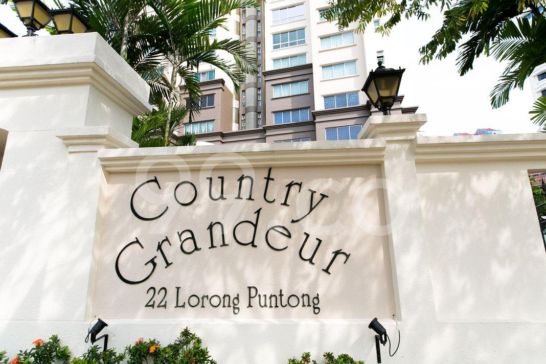 Country Grandeur  Logo