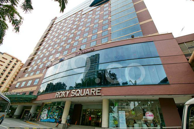 Roxy Square Roxy Square - Elevation