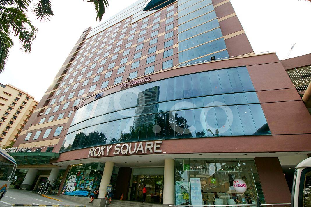 Roxy Square  Elevation