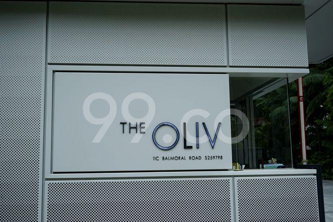 The Oliv The Oliv - Logo