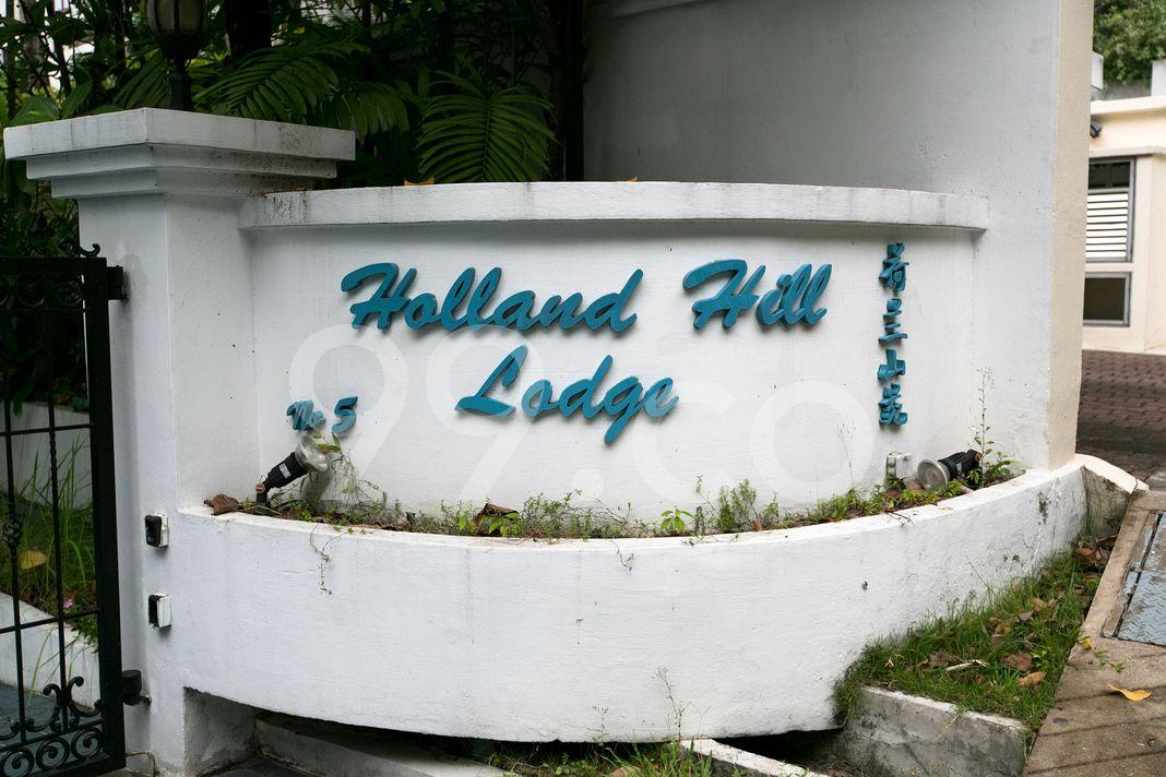 Holland Hill Lodge  Logo