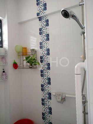 Newly upgraded bathroom