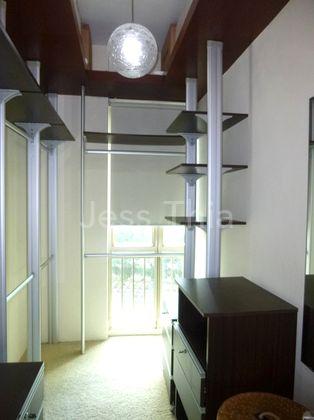 ASTORIA PARK @ Kembangan MRT, 1 Enlarged Master Bedroom + Walk-in Wardrobe