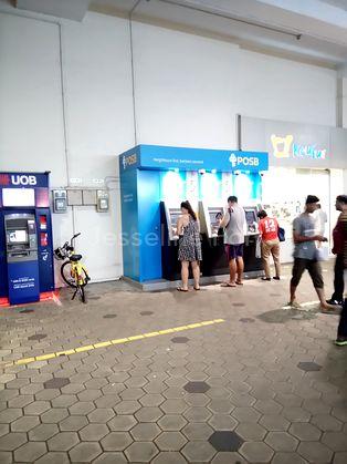 POSB Withdrawal & Cash Deposit Machine.