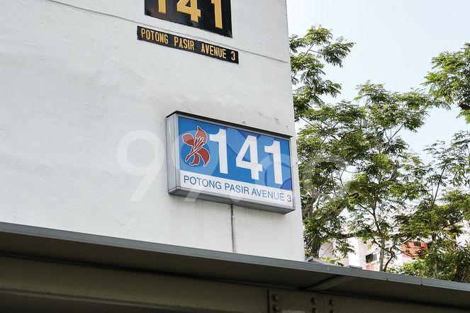 HDB-Potong Pasir Block 141 Potong Pasir