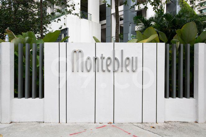 Montebleu Montebleu - Logo