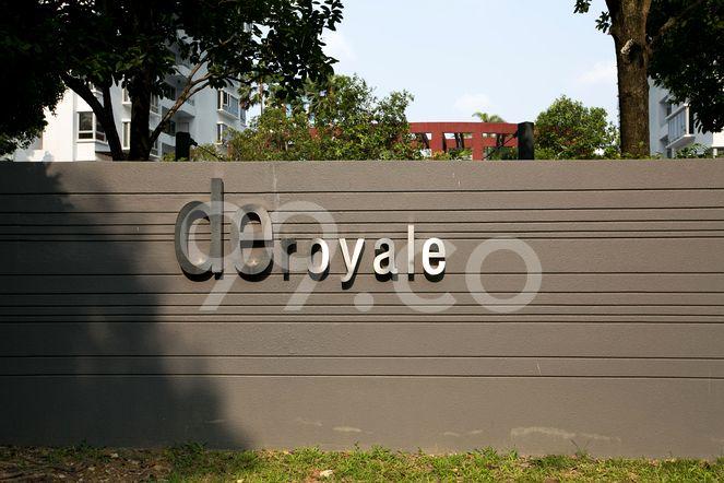 De Royale De Royale - Logo