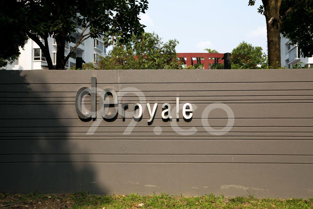 De Royale  Logo