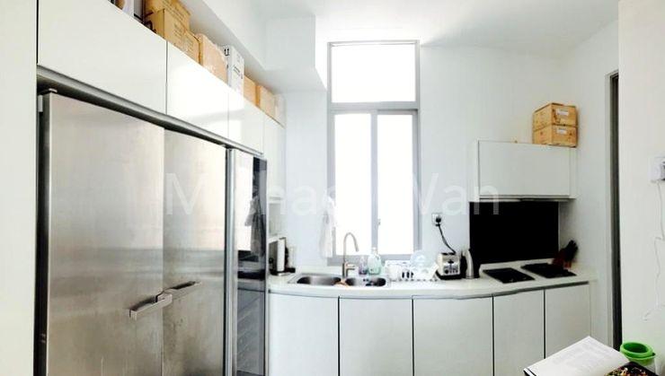 Duplex PH #1x-07 Open Concept Kitchen