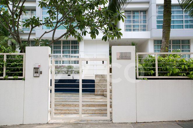 Cityvale Cityvale - Entrance