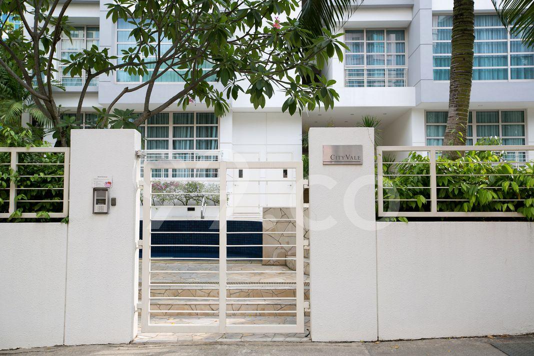 Cityvale  Entrance