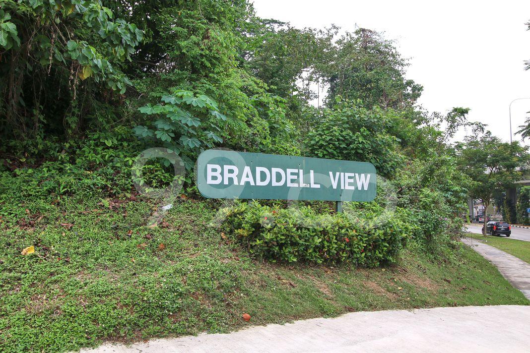Braddell View  Logo
