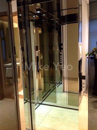 Glass Home Lift