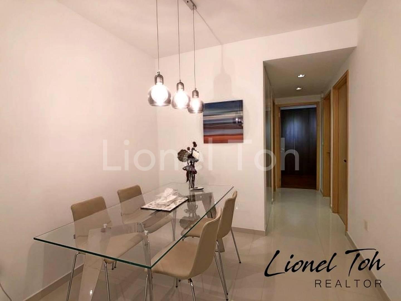 Esparina Residences Dining - Lionel Toh Realtor