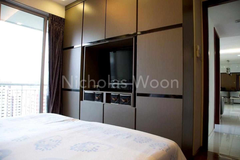 Master Bedroom - TV not provided