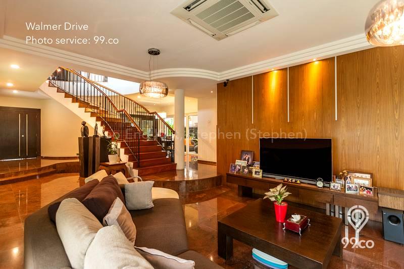 Superb Living Space