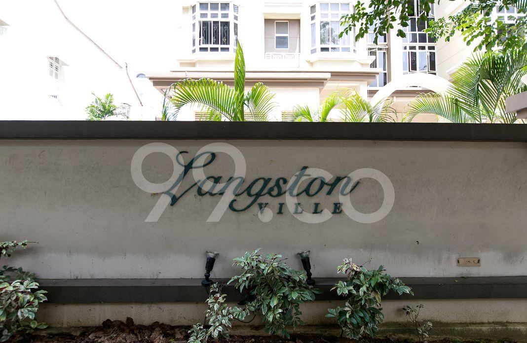 Langston Ville  Logo