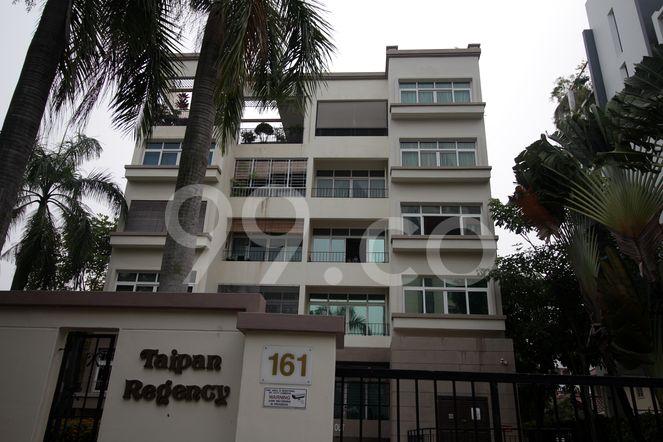 Taipan Regency Taipan Regency - Elevation