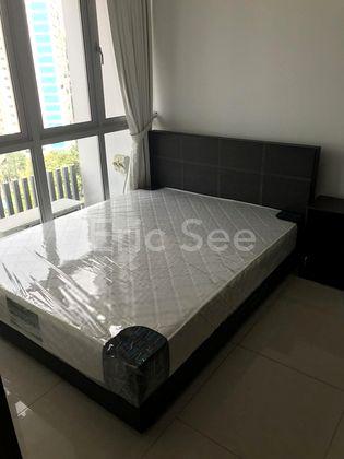 Bedroom fits Queen Sized Bed